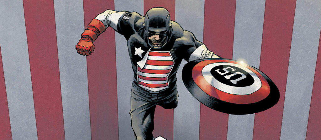 Captain America: Different Shield Bearers